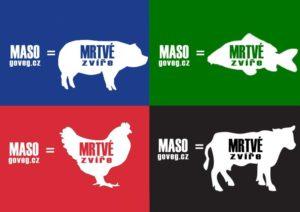 Maso = mrtvé zvíře / goveg.cz